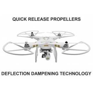 DJI PHANTOM 3 PROPELLER GUARD QUICK RELEASE