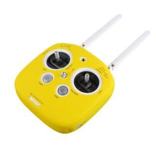DJI PHANTOM 3 / 4 / INSPIRE REMOTE CONTROL SILICON YELLOW