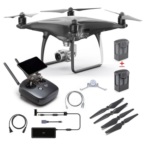 DJI PHANTOM 4 PRO PLUS OBSIDIAN EXTRA 1 BATTERY OBSIDIAN
