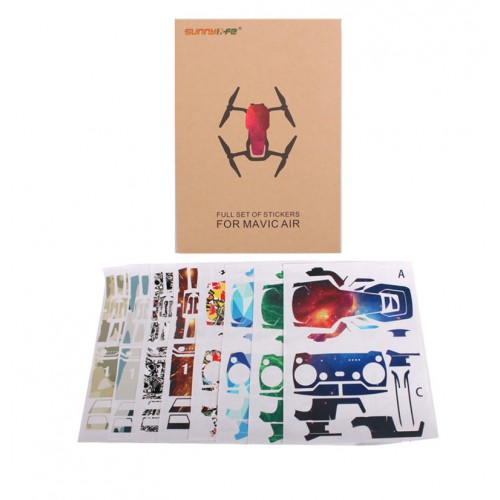 DJI MAVIC AIR STICKER PVC SUNNYLIFE WATERPROFF
