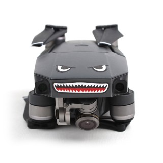DJI MAVIC / DJI SPARK Stickers 3M Film Shark