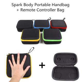 DJI SPARK BODY PORTABLE HANDBAG + REMOTE CONTROLLER BAG
