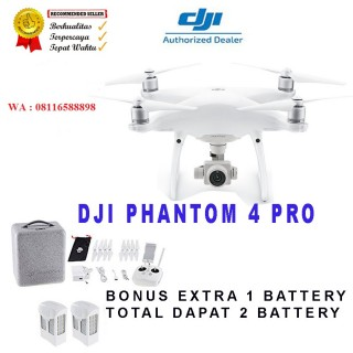 DJI Phantom 4 Pro Extra Battery