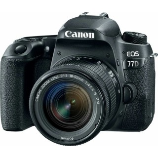 Kamera Canon EOS 77D Kit 18-55 IS STM