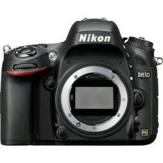 KAMERA DSLR NIKON D610 - BO ( BODY ONLY )