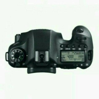 KAMERA CANON EOS 6D BODY ONLY BUILD GPS AND WIFI