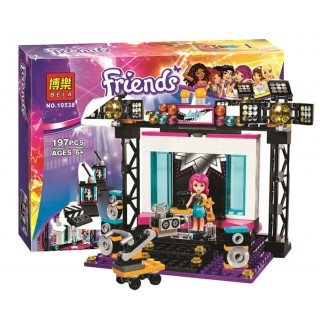LEGO / BELA 10538 friends 197pcs Conser music