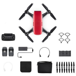 DJI Spark More Fly Combo / Spark combo Red