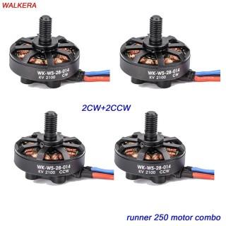 WALKERA RUNNER 250 CW ( BRUSHLESS MOTOR )
