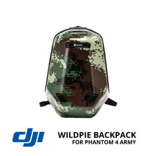 DJI PHANTOM 4 ARMY ( WILDPIE ) BACKPACK
