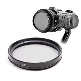 DJI INSPIRE 1 / OSMO ( ZENMUSE X5 ) LENS FILTER CPL