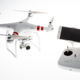 DJI Phantom 3 Standard + Extra 1 Battery