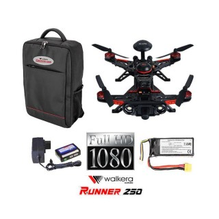 WALKERA RUNNER 250 GPS ADVANCED 1080 P , Free Backpack
