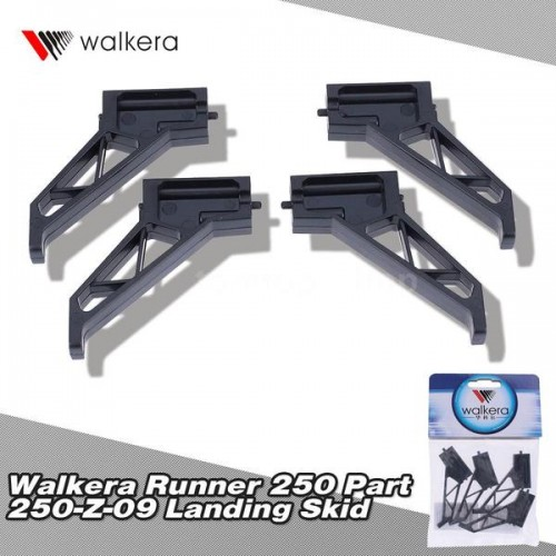 WALKERA RUNNER 250 ( SKIT LANDING )