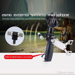 DJI OSMO , DUAL WIRELESS MICROPHONE STEREO
